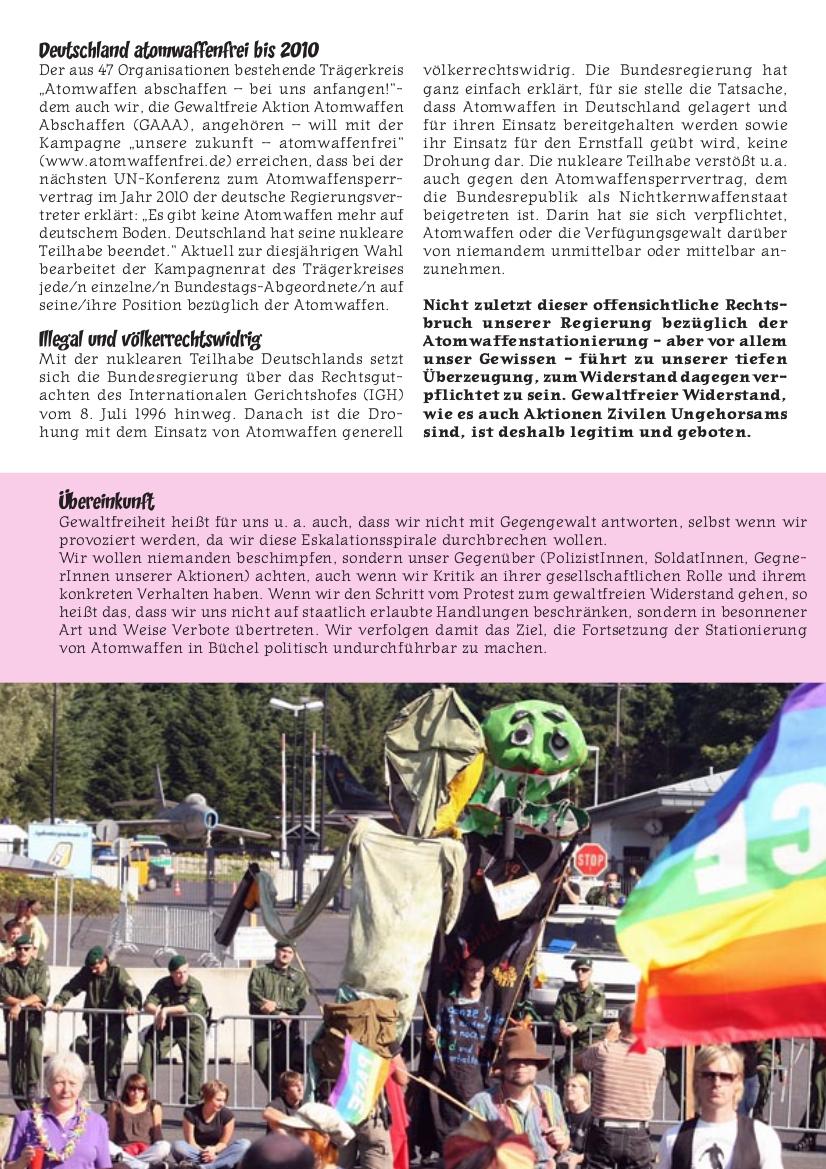 GAAA Aufrufflyer 2009, Seite 3 von 4