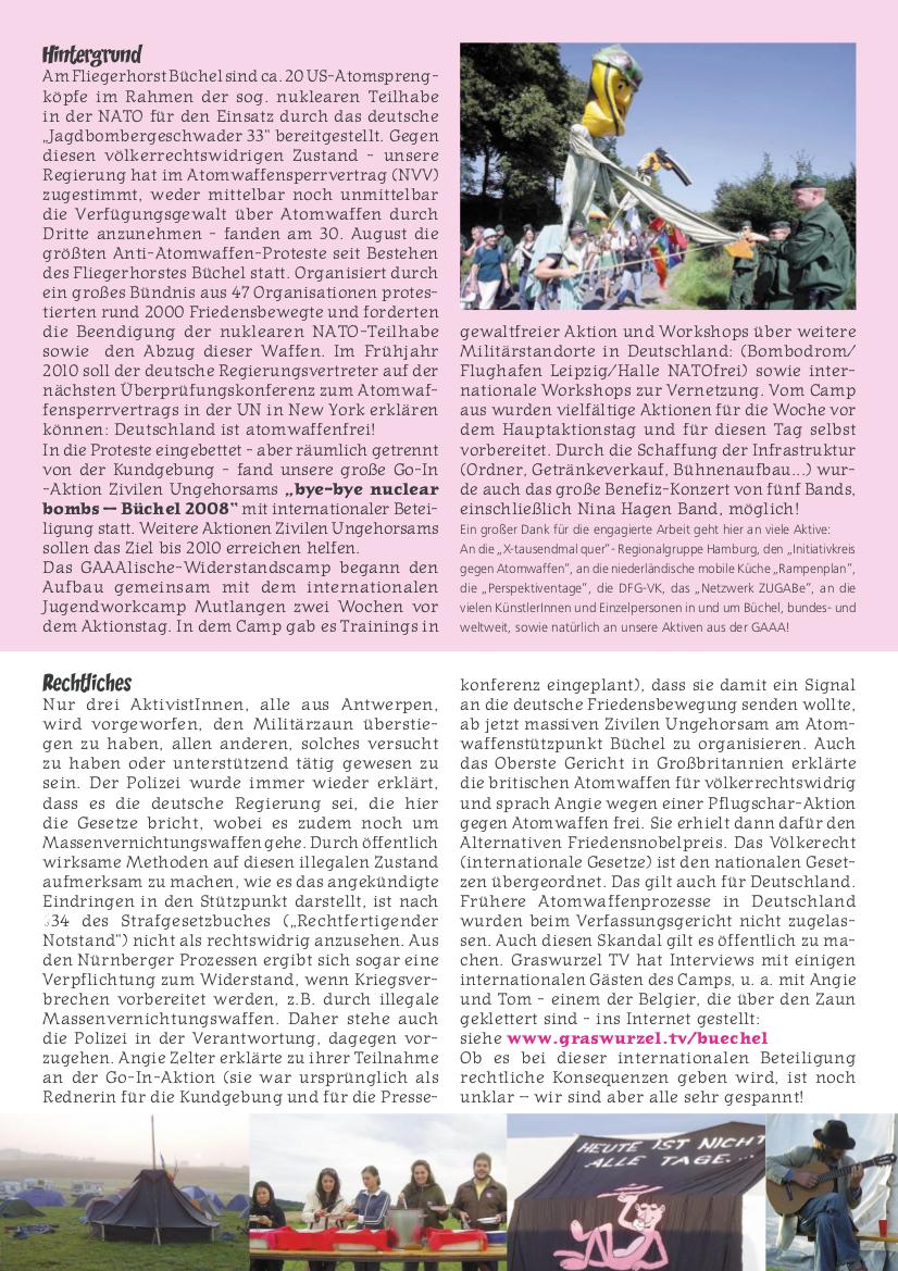 GAAA Flyer 2008/2009 Seite 2 von 4