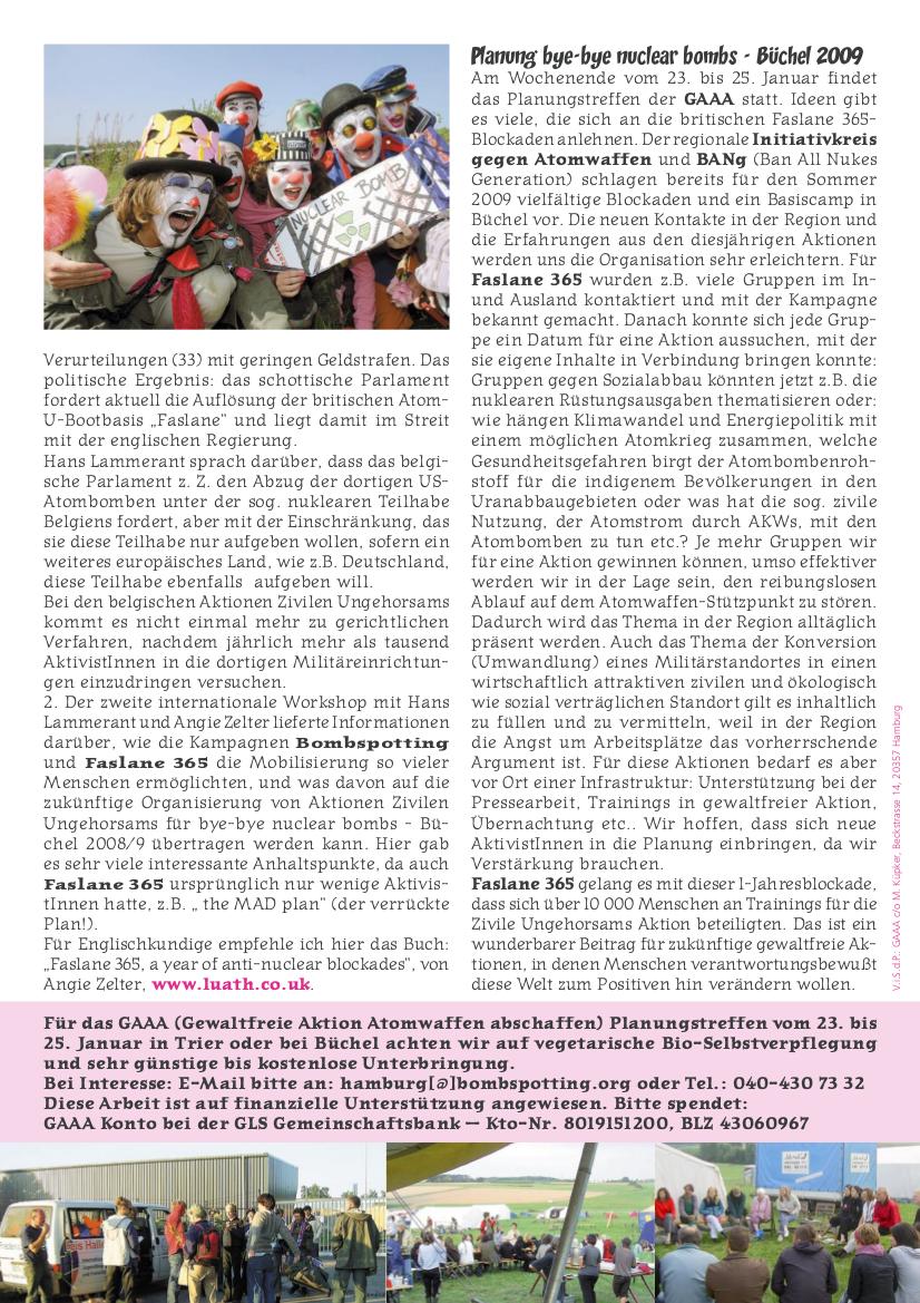GAAA Flyer 2008/2009 Seite 4 von 4