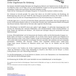PM 23.3. Ankündigung Atomwaffenblockade in Büchel