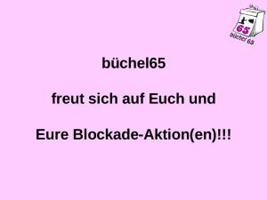 büchel65 Präsentation - 17v17