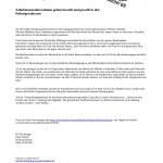 PM 29.5. 11.20 Uhr ZahnbürstenaktivistInnen im Widerstand gegen Atomwaffen in Gewahrsam genommen